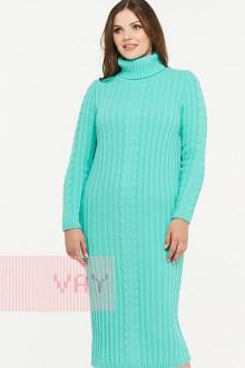 Платье женское 2297 Фемина (Светлый ментол)
