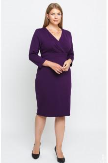 """Платье """"Лина"""" 52118 (Фиолетовый)"""