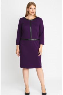 """Платье """"Лина"""" 52111 (Фиолетовый)"""
