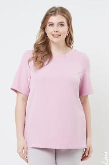 """Блуза """"Лина"""" 1127 (Розовый темн.)"""