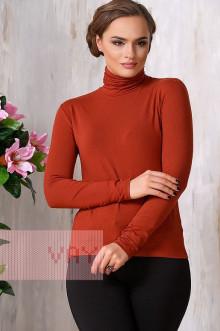 Блуза ВК-20 Фемина (Коньячный)