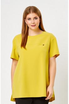"""Блуза """"Лина"""" 4196 (Желтый)"""