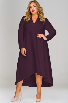 Платье 1517304 ЛаТэ (Бургунди)