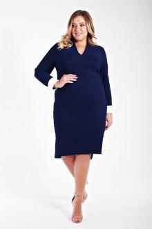 Платье 1314502 ЛаТэ (Синий)