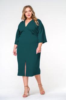 Платье 1416903 ЛаТэ (Зеленый)