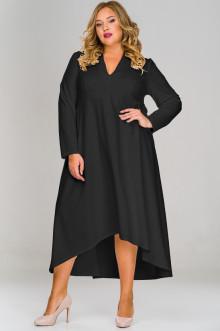 Платье 1517301 ЛаТэ (Черный)