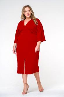 Платье 1416905 ЛаТэ (Красный)
