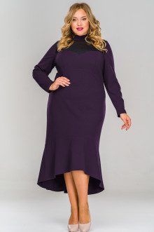 Платье 1516604 ЛаТэ (Бургунди)