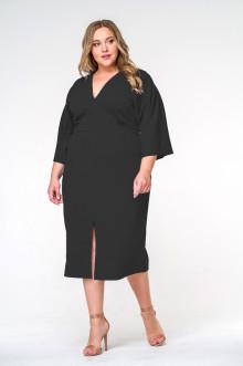 Платье 1416901 ЛаТэ (Черный)