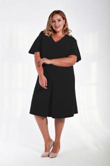 Платье 1213401 ЛаТэ (Черный)