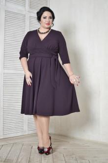 Платье 094203 ЛаТэ (Бургунди)