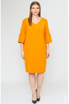 """Платье """"Лина"""" 5289 (Карри)"""