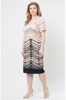 """Платье """"Лина"""" 5276 (Розовый)"""