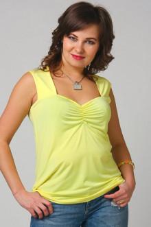 """Блуза """"СКС"""" 2623 (Желтый кристалл)"""