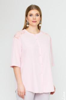 """Блуза """"Лина"""" 4143 (Розовый светлый)"""