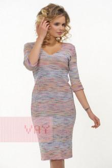 Платье женское 2248 Фемина (Оникс)