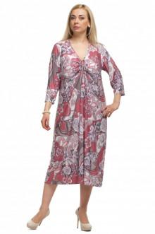 """Платье """"Олси"""" 1605034/1 ОЛСИ (Розовый)"""